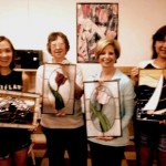August 2015 Beginner Copper foil class